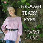 Maini Sorri - Through Teary Eyes CD artwork